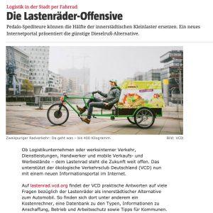 cargocycle-taz-artikel